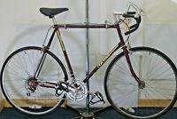 Schwinn World Vintage Road Bike Ten Speed XL 63cm 27in 1985 lugged Steel Charity