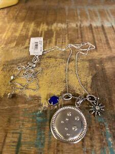Kendra Scott Libra Charm Necklace Set NEW NWT. Retail $120