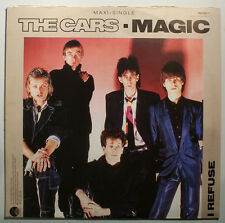 Maxi-Single - The Cars - Magic - Elektra 966 950-0 - Vinyl - Schallplatte - 1984