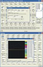 Multicanale 16 canali datalogging, temperaturlogger, pt1000, pt100, termocoppie