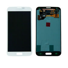 WOW LCD Screen Touch Digitizer For Samsung Galaxy S5 SM-G900A G900P/T/V White
