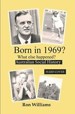 BORN IN 1969?... Australian Social History....HARD COVER....Birthday Year Books