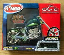 K'NEX Orange County Choppers - Chrome Collection - Serpent Bike