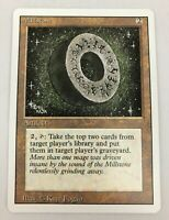 MTG Magic The Gathering Revised Millstone NM+