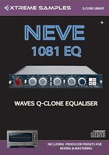 Xtreme Samples AMS Neve 1081 Waves Q-Clone Library