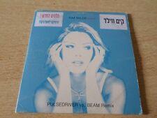 KIM WILDE loved  ISRAEL ISRAELI PROMO  CD carton box