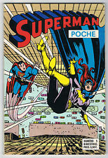 SUPERMAN POCHE - N°5 - 1977