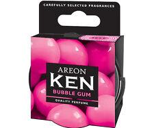 Areon KEN Bubble Gum Air freshener luxury perfume for your Car AK07