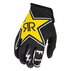 Fly 2020 Lite Adult Gloves Rockstar Black/White Fast & Free UK Post