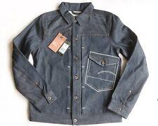 G- Star Raw Red Selvedge Type 1 Denim Jacket, Large
