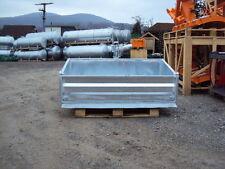 Heckcontainer Container Transportbehälter 1,50 m   Heckbox Mulde Kipper Traktor