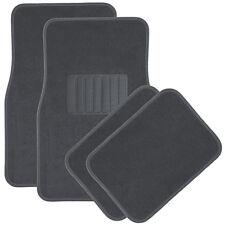 Car Auto Floor Mats for Honda Civic Heavy Duty Semi Custom Fit Light Grey Carpet