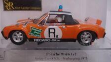 SRC PORCHE 914/6 GT SAFETY CAR O.M.S NURBURGRING F1 1973 RFA 016 05