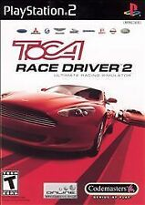 ToCA Race Driver 2: The Ultimate Racing Simulator (Sony PlayStation 2, 2004)