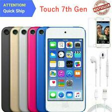 Último Modelo Apple iPod Touch 7th generación 256GB (todos los colores) A10 Fusion Chip