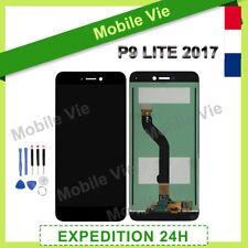 VITRE TACTILE + ECRAN LCD ORIGINAL PRET-A-MONTER POUR HUAWEI P9 LITE 2017 NOIR