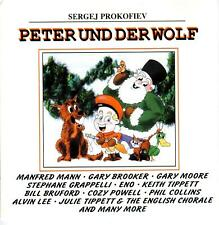 Peter and und Wolf * Manfred Mann Gary Moore Brooker Brian Eno Phil Collins
