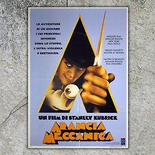 Poster Arancia Meccanica 100x140 CM Violet - Clockwork Orange - Stanley Kubrick