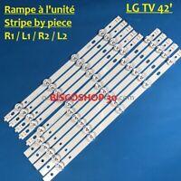 Retroilluminazione LED Strip BAR LG 42LN575V 42LA620V 42LN578V 42LN5400 Kit