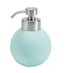 Aquanova Soap Dispenser Cleo Light Blue + Cork Bottom V Good Quality