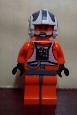 Lego star wars Figure Rebel Pilot Zev