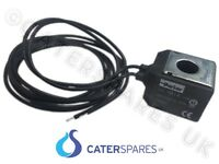 62030628 SCOTSMAN HOT GAS SOLENOID VALVE PARKER COIL & CABLE 14W  230V SIMAG