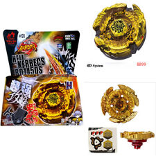 Beyblade BB99 Hades Kerbecs Metall Masters 4D Beyblade mit Launcher Spielzeug