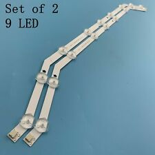 "KIT (2pcs) LED Backlight strip For Samsung 32"" TV LM41-00001R UN32EH4003FXZA"