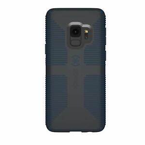 Candyshell Grip Case Samsung Galaxy S9 Plus Gravel Grey Deep Sea Blue