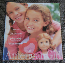 AG American Girl Doll Catalog Spring 2003  Many Lands Dolls, Angelina, Bitty