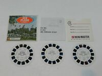 Six Flags Over Georgia View-Master 3 Reel Packet Set A917 GAF