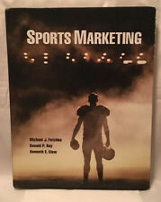 SPORTS MARKETING By Donald P. Roy Michael Fetchko Kenneth Glow - Hardcover