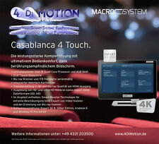 MacroSystem Casa4Touch !! BOGART 9.3 Arabesk 7.4 - Sonderangebot !!!
