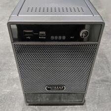 Netgear ReadyNAS RND4000 RND4250 v3 4 Bay SATA NAS Media Video Backup Server