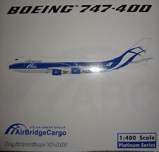 Phoenix Air Bridge Cargo B747-400 PH4VDA300 1:400 Diecast Reg# VP-BIG