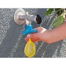 Playtastic Wasserbomben-set praktische Füllhilfe (3/4) & 80 Ballons
