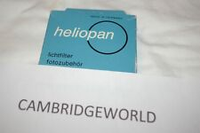 Heliopan 30.5mm WZ DUTO SOFT FOCUS Screw in Glass Filter NEW