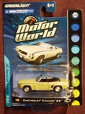 Greenlight 1:64 Motor World All American Series Chevrolet Camaro SS Lime Green