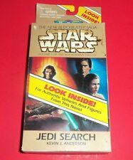 Star Wars Micromachines - Jedi Search - 6 Micro Figures