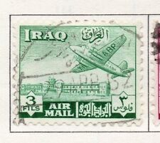 Iraq 1949 Air  Issue Fine Used 3f. 139106