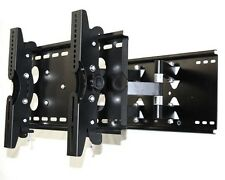 """Bytecc BT-2337TSX Full Motion 23"""" to 37"""" Double Arm Extended Wall Mount"""