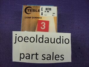 Tesler 80T88 In Line Lamp Dimmer. 150 Watts Max. Tested.