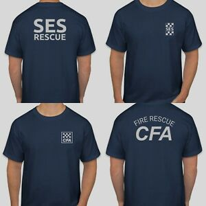 FIRE RESCUE/SES RESCUE---- REFLECTIVE HEAT TRANSFER VINYL (ONLY)