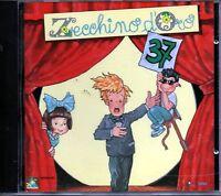 AA.VV. ZECCHINO D'ORO 37 EDIZIONE PICCOLO CORO DELL'ANTONIANO 1994 CD