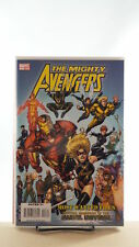 MIGHTY AVENGERS MOST WANTED FILES MARVEL COMICS