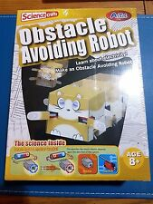 Obstacle Avoiding Robot Kit by Artec - Learn about Electricity