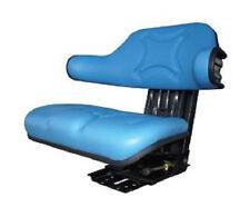 Blue Tractor Seat Wrap Around Power Farming Part # MI-ECO104