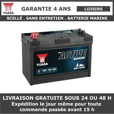 Batterie de Marine Yuasa M31-100S 12V 100Ah 330x173x240mm