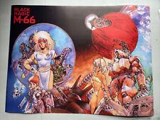 Black Magic M-66 Poster 18x24� Masamune Shirow Appleseed Manga Print