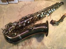 Conn Chu Berry Alto Saxophone-Made c.1925-Just Overhauled-Velvety Tone!